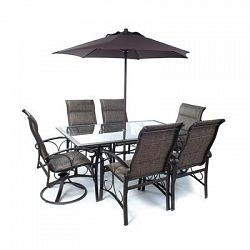 Milford Dining Set - 8 Piece