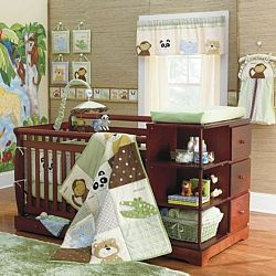 All In One Nursery By Rockland