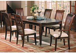 7 Piece Yaletown Dining Room Set