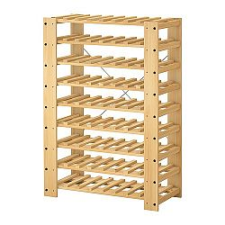 gorm 1 shelf section bottle racks sale prices deals canada 39 s cheapest prices shoptoit. Black Bedroom Furniture Sets. Home Design Ideas