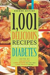 1, 001 Delicious Recipes for People With Diabetes