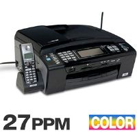 Brother MFC 990cw - multifunction ( fax / copier / printer / scanner ) ( color )