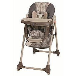 Graco cozy dinette high chair chadwick sale prices for Chaise haute graco