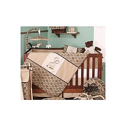 Perlimpinpin 6-Piece Crib Bedding Set - Dotted Giraffe