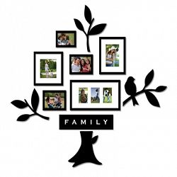 Wallverbs™ Family Tree 11-Piece Frames and Plaques Set