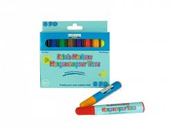 Creatology™ Fabric Markers 8-Pack