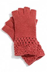 Fingerless gloves pattern in Women's Gloves & Mittens - Compare