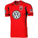 adidas D. C. United Authentic 2012 Third Jersey - Red