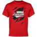 Washington Stealth Swoop T-Shirt - Red