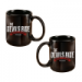 The Devils Ride Logo Mug - Black