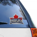 Toronto Rock 8'' x 8'' Color Die-Cut Decal