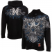 Xtreme Couture Sky Full Zip Hoodie - Black