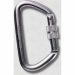 Omega Pacific Carabiner 1/2 Inch Modified Locking D Aluminum NFPA