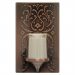 GE LED Candle Light Automatic Night Light, Venetian Bronze