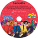 Party with the Wiggles Personalized Kids Music CD