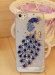 iPhone - Rhinestonel Case Cover For Apple Iphone 5 5s Iphone 4 4s Cover , Luxury Diamond Hard Back Skin Cover Mobile phone Protective Case - 5