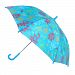 CTM Kids' Space Print Stick Umbrella with Hook Handle