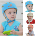 Baby Super Light Protective Play Helmet - Gray