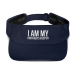 I Am My Brother's Keeper Visor - Navy