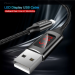LED Digital USB Charging Cable - LED Digital / Micro USB Cable