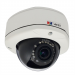 Acti Network Outdoor dome, 3MP , Adaptive IR, f2.8-12mm, 1080p, MicroSD, PoE