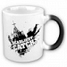 Deadliest Catch Black Boat Morphing Mug