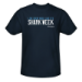 Shark Week Live Every Week T-Shirt - Navy