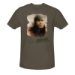 Dual Survival Cody Lundin Image T-Shirt - Safari Green