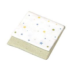 Babies R Us 2 Pack Large Flannel Cotton Receiving Baby