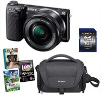 Sony NEX-5TL 16.1MP…