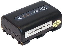 Sony NP FM50 - camcorder…