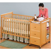 Elfe 174 Simplicity Crib N Changer Combo Sale Prices
