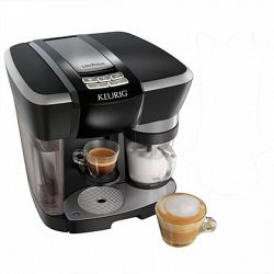 Keurig Brewers & K-Cups Brew a perfect cup of coffee every time with a Keurig Brewer. Keurig coffee makers use pressurised water at ° F to brew a range of delicious beverages in under a minute with no mess to clean up, thanks to Keurig's specially designed recyclable K-Cup refills.