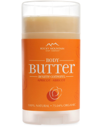Apricot Body Butter…