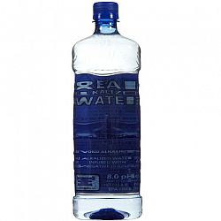 Real Water Alkalized…