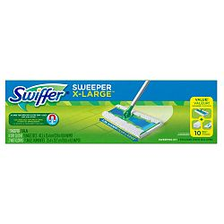swiffer sweeper xl starter kit sale prices deals. Black Bedroom Furniture Sets. Home Design Ideas