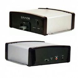 Grace Digital Audio-Bus Audio System Music Msg