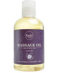 Lavender Massage Oil…
