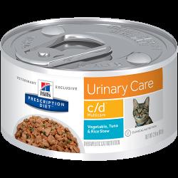 Hill's Feline c/d Multicare…