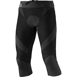 Men's Exo 3/4 Tight-Black