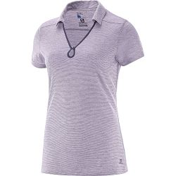 Women's Ellipse Polo-Blush…