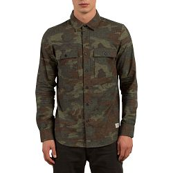 Men's Woodland LS-Camouflage