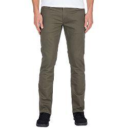 Men's Vorta Twill Jeans-Military