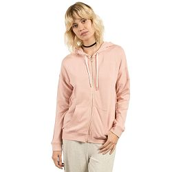 Women's Lil Zip Fleece-Mellow…