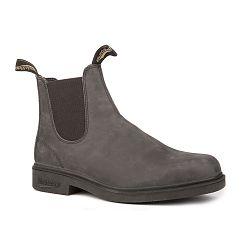 Unisex Chisel Toe Boots-Crazy…