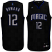 adidas Dwight Howard Orlando Magic Rhythm Replica Swingman Jersey - Black