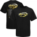 Chase Authentics Carl Edwards 2012 Driver Schedule T-Shirt - Black