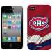 Montreal Canadiens Home Jersey iPhone 4 Case