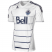 adidas Vancouver Whitecaps FC 2012 Away Replica Jersey - White