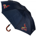 St. Louis Cardinals Game Day Umbrella - Navy Blue